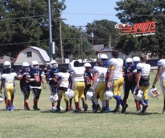Cada fin de semana habrá juegos de Football en el parque Woodson ubicado en la S.W. 36th St y May
